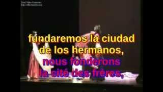 María Zambrano - La tumba de Antígona - Los hermanos - (ST castillan / français)