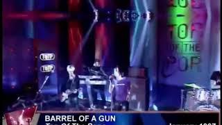 Depeche Mode + Special Guest Anton Corbijn - Barrel of a Gun TOTP 1997