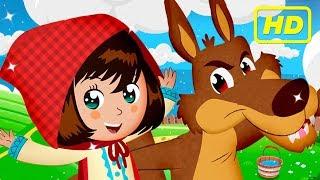 Little red riding hood   Short stories for children   Clap Clap Kids
