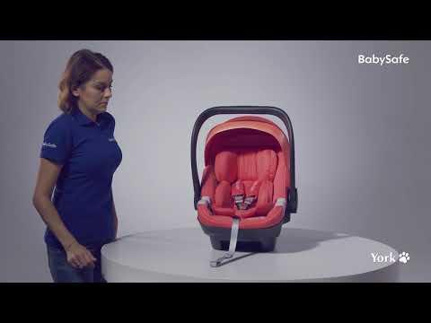 BabySafe York Instrukcja Montażu