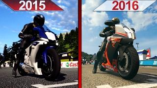 SBS Comparison | Ride (2015) vs. Ride 2 (2016) | PC | MAX Settings | GTX 970