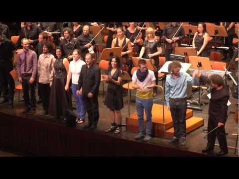 Workshop for Voice and Orchestra,  Calouste Gulbenkian Foundation, Lisbon, Portugal