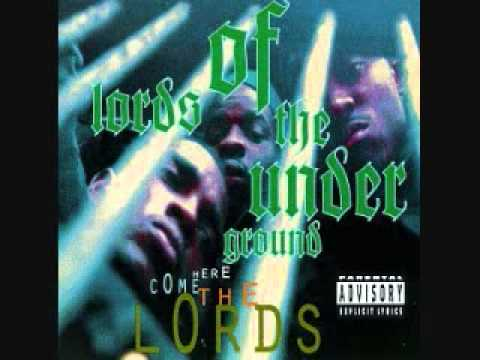 Lords of the Underground - Hit Me One Time (Make it Funky) 1993