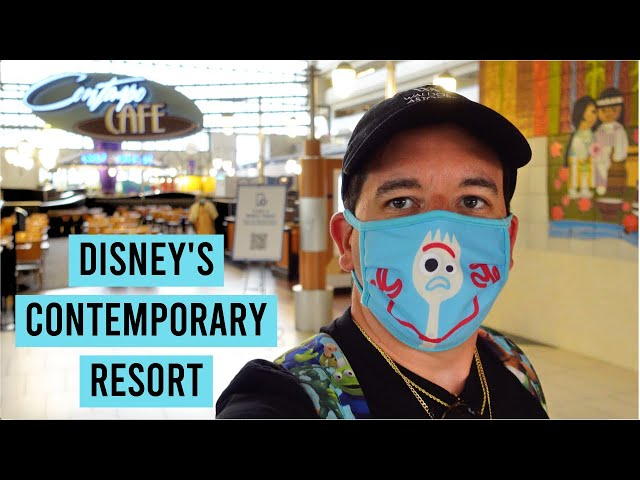 Limited Edition Pins Available at Disney's Contemporary Resort! | June 2020