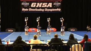 2014 GHSA State Competition - Peachtree Ridge