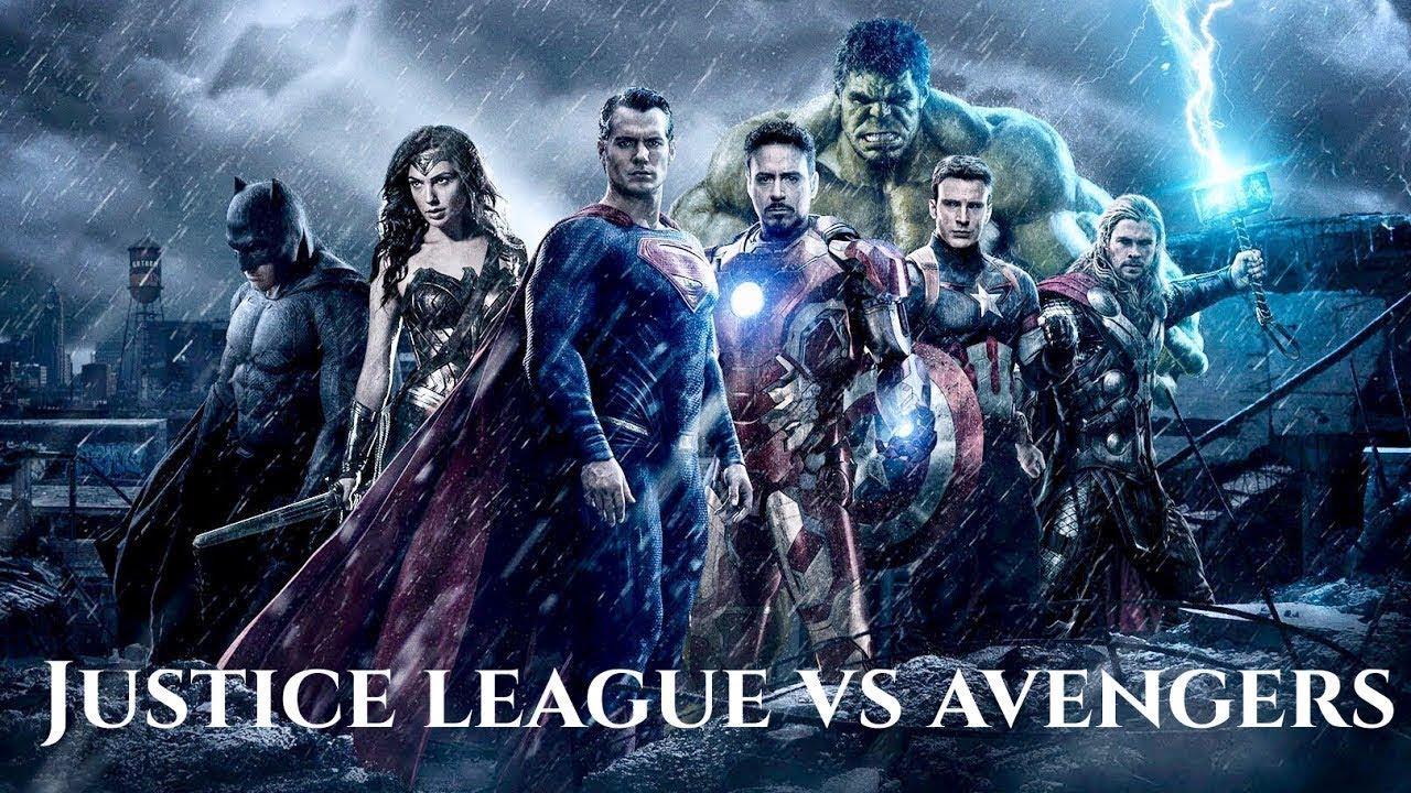 Download Avengers VS Justice League: The Alliance Official Trailer (2022)