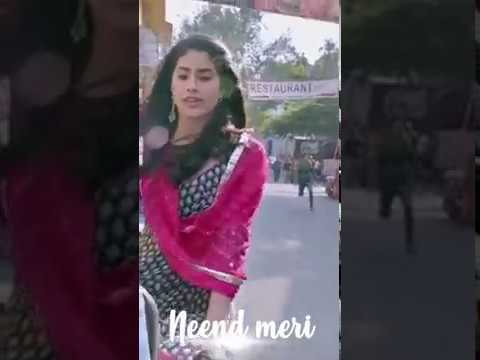 Romantic Fullscreen Status || Dhadak Song Whatsapp Status || Video By Whatsapp 4u