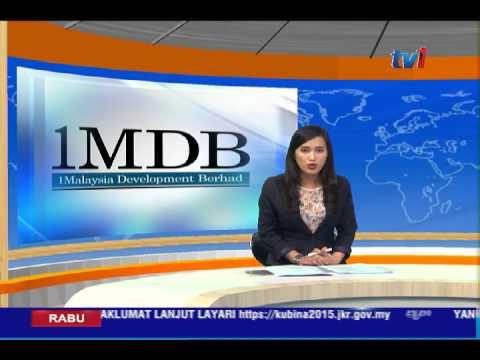 1MDB NAFI LAPORAN 'The Singapore Business Times' [26 OGOS 2015]