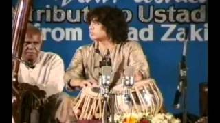 tabla , ghatam, pakhawaj and kanjira jugalbandi (part I)