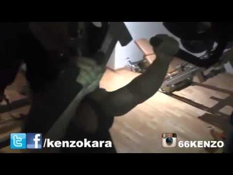Lazar Angelov, Fanmeeting Zürich   Mischa Janiec Göğüs / Omuz Antremanı BÖLÜM 2 KENZO KARA