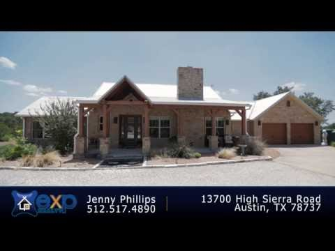 Austin Home Tour: 13700 High Sierra Road (Jenny Phillips, eXp Realty)