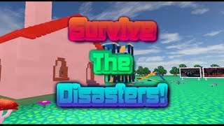 Jetpacks are OP! [Roblox] (Survive The Disasters)
