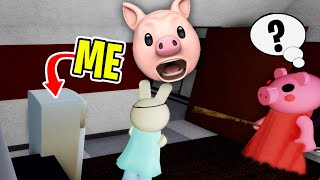 ROBLOX PIGGY TROLLING ON APRIL FOOLS DAY...