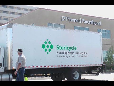 Stericycle (Waste Disposal Co) DUMPS Big Abortion | Activist Radio | 8.10.17