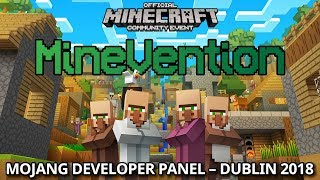 MOJANG Answers 1.13 Update Aquatic Questions (Minevention)