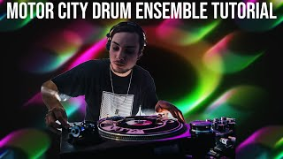 How To Make Motor City Drum Ensemble Style Disco House [+Samples]