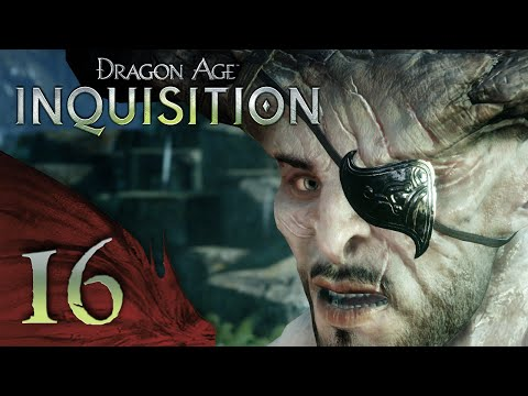 Mr. Odd - Let's Play Dragon Age: Inquisition - Part 16 - Giants, Dragons and Iron Bull [Elf Mage]
