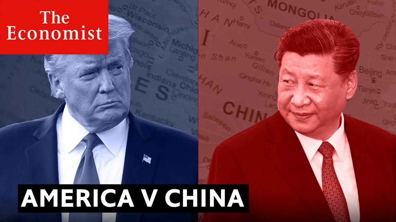 America v China: a new kind of cold war | The Economist