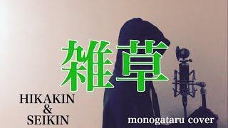 【フル歌詞付き】 雑草 - HIKAKIN & SEIKIN (monogataru cover) HIKAKIN 検索動画 12