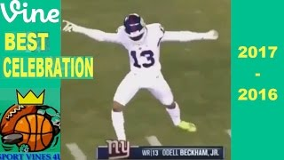 Best Celebrations in Football Vine Compilation 2017 - 2016