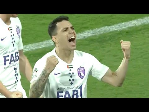 أهداف مباراة العين 6-5 الوصل | 11 هدف في قمة ربع نهائي كأس رئيس الدولة الإماراتي 22-2-2020