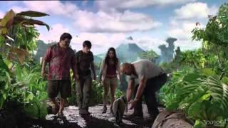 Трейлер фильма «Путешествие 2: Таинственный остров»
