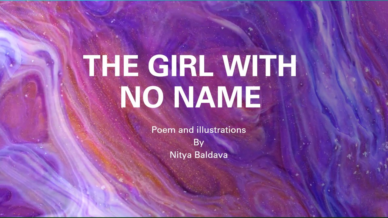 Girl With No Name PDF Free Download