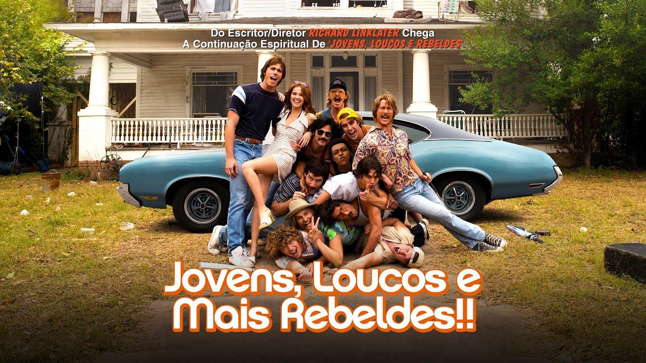 Jovens, Loucos e Mais Rebeldes!! - Trailer legendado [HD]