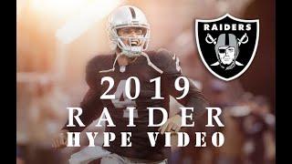 2019 Oakland Raiders Hype Video - Avengers: Endgame