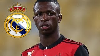 Vinicius Junior 2018 ● Magic Skills & Tricks ● Welcome To Real Madrid - HD