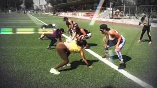 Primer Reality de Football en Bikini
