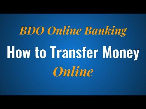 Bdo online send money to bpi account