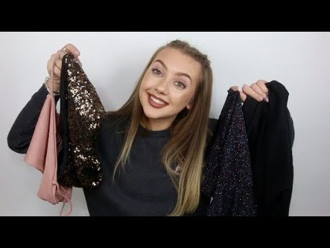 COLLECTIVE CLOTHING HAUL 2018