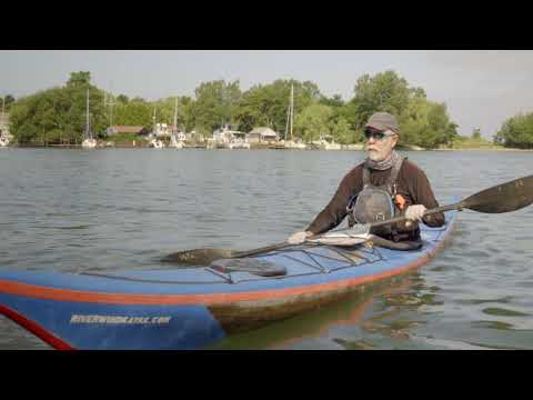 Kayak Tutorial Bow Rudder