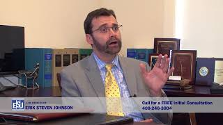 Law Offices of Erik Steven Johnson Video - Family Law - Divorce, Adoption, & Custody Disputes