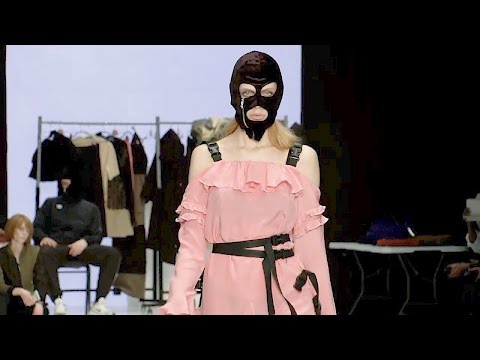 Lumier Garson | Fall Winter 2017/2018 Full Fashion Show | Exclusive