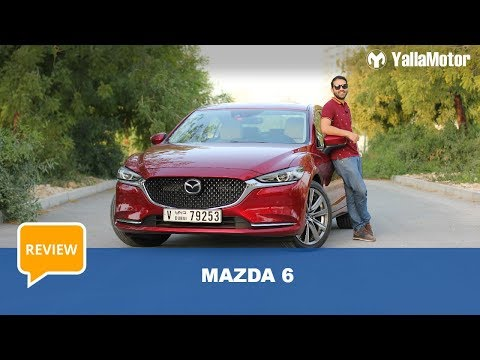 Mazda 6 2019 Review | YallaMotor.coim