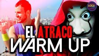 Gambar cover WARM UP - CASA DE PAPEL / BELLA CIAO