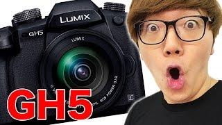 YouTuber最強カメラ!? GH5で色々遊んでみた!
