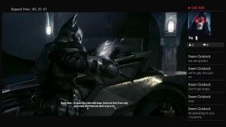 Batman arkham knight side missons part 2
