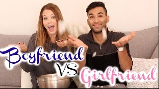 BOYFRIEND VS GIRLFRIEND CHALLENGE ( FT/ WARTEK )