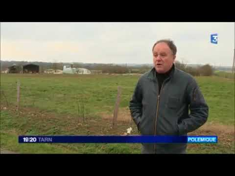 17 02 09 France 3 Tarn Grippe aviaire