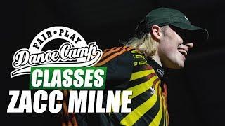 ★ Zacc Milne ★ Mantra ★ Fair Play Dance Camp 2018 ★