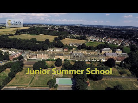 The Leeds School of English – Junior Summer School