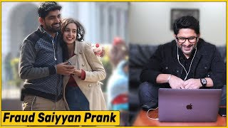 Fraud Saiyan Prank on Girls - Ft. Arshad Warsi | The HunGama Films