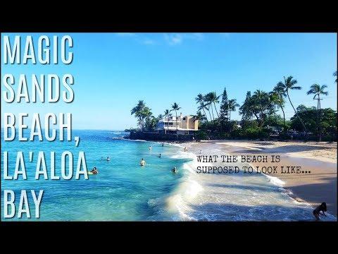 Travel Vlog | Big Island, Hawaii Part  3 | What I Ate, Vegan | Tragic Sands