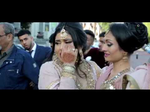 Asian Wedding Cinematography - Bengali Wedding Highlights | Shah & Shanaz