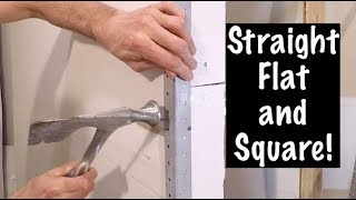 How to Install Steel Corner Beads