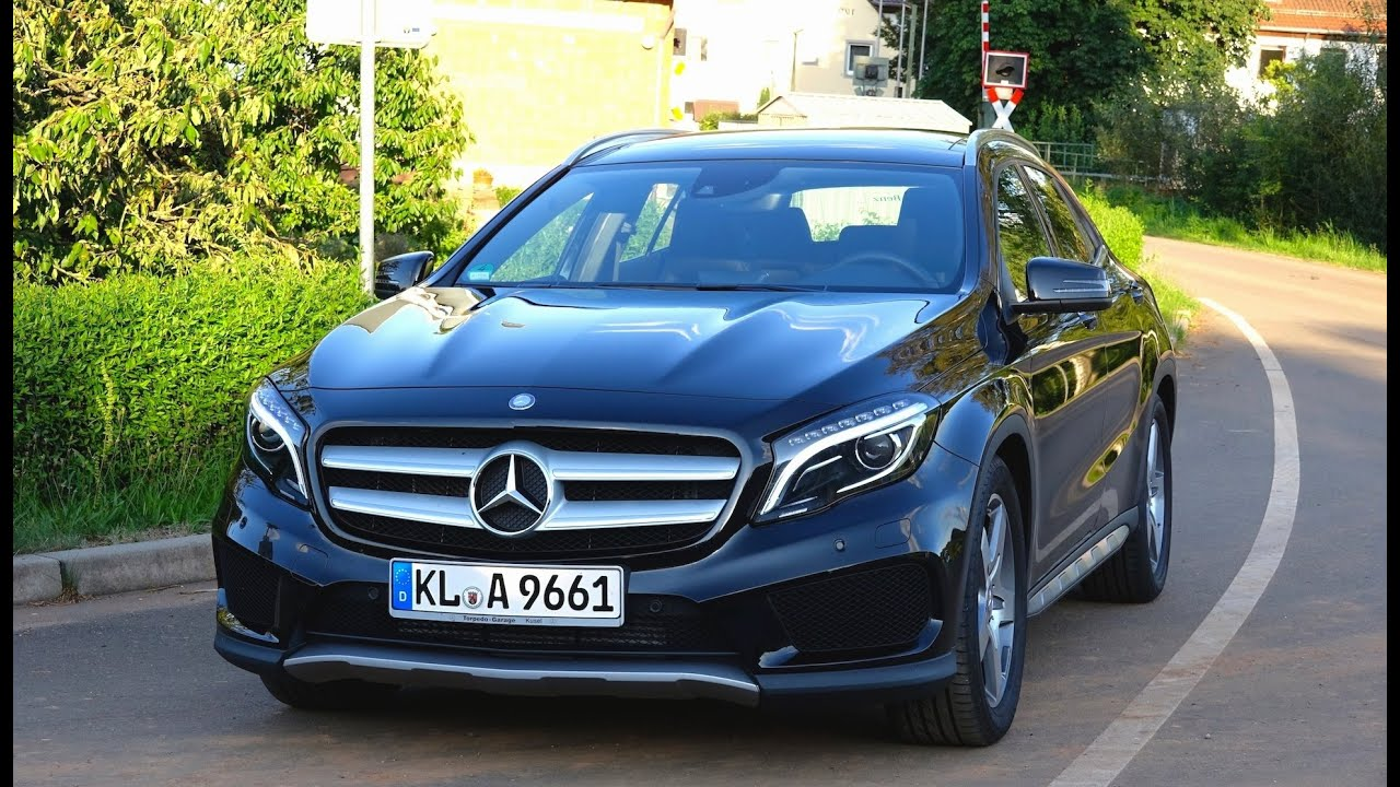 2015 mercedes gla 220 cdi 170hp amg drive sound. Black Bedroom Furniture Sets. Home Design Ideas