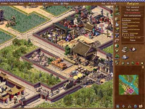 Empereur l'Empire du Milieu Dynastie Qin Mission 3